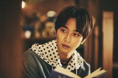 「おやすみ王子」第3話より、佐藤寛太。(写真提供:NHK)
