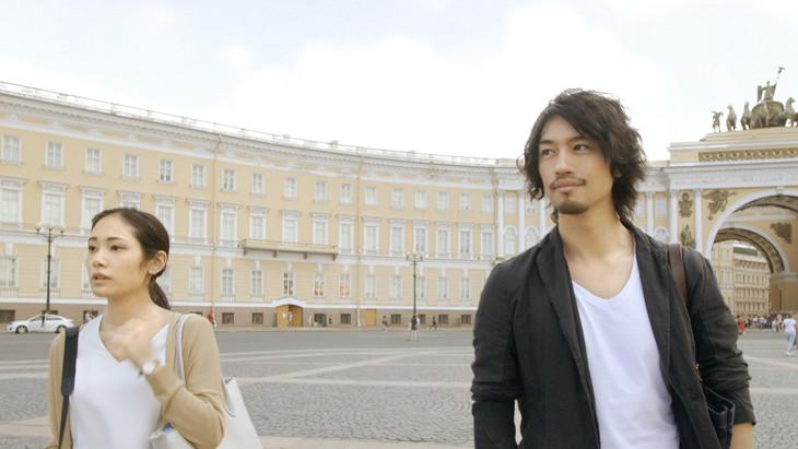 「ソローキンの見た桜」新場面写真