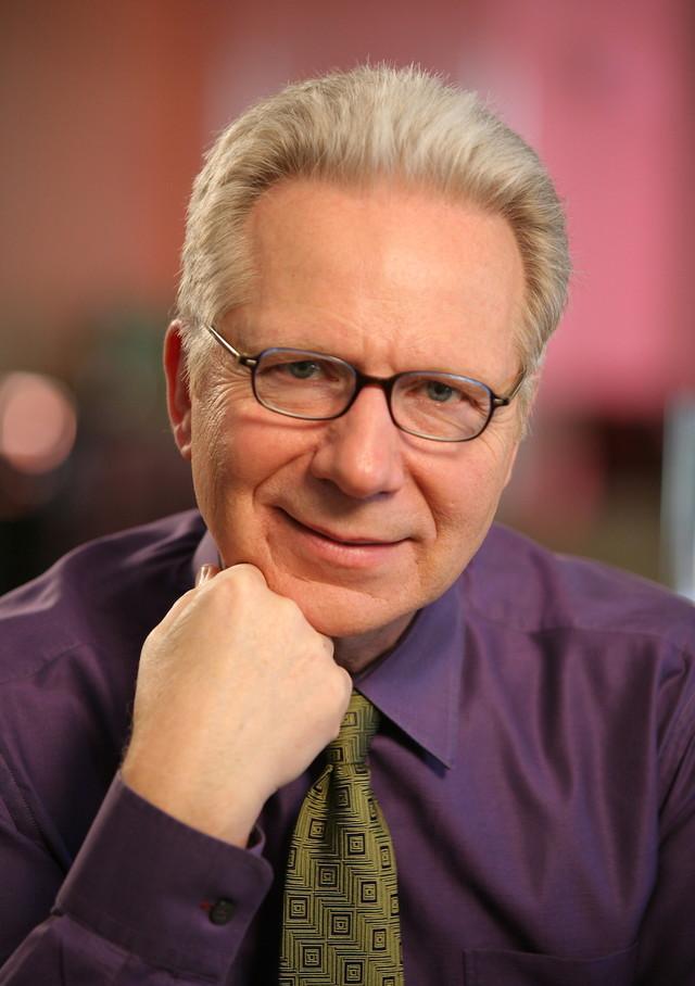 指揮者のジョン・マウチェリ。(Photo by Donald Dietz)