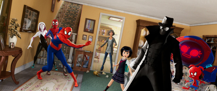 「スパイダーマン:スパイダーバース」