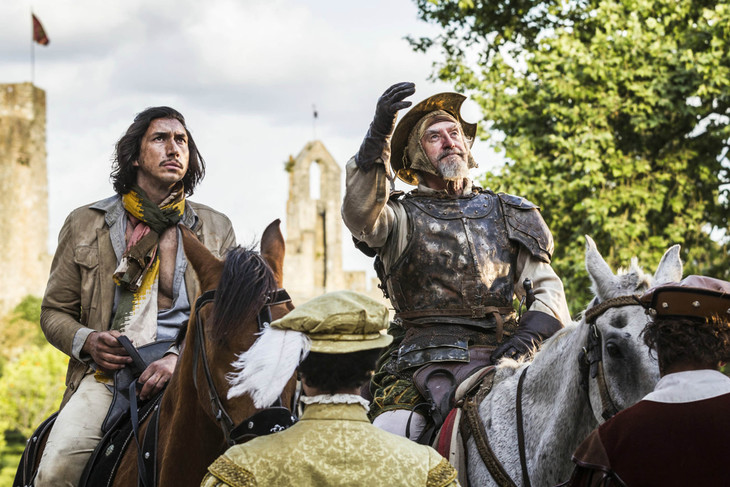「The Man Who Killed Don Quixote(原題)」(写真提供:Alacran Pictures / PLANET PHOTOS / ゼータ イメージ)