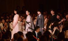 左から上白石萌歌、趣里、平手友梨奈、芳根京子。