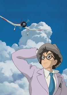 「風立ちぬ」 (c)2013 Studio Ghibli・NDHDMTK