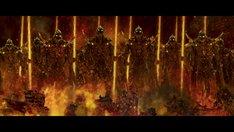 「巨神兵東京に現わる 劇場版 TV版」 (c)2012 Studio Ghibli