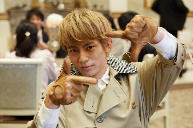 「ダウト-嘘つきオトコは誰?-」より、牧田哲也演じる矢澤丈。