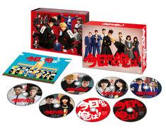 「今日から俺は!!」Blu-ray BOX展開図