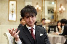 永山たかし演じる室井國雄。
