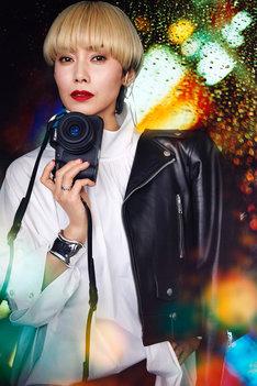 中谷美紀演じる奈良リミ。