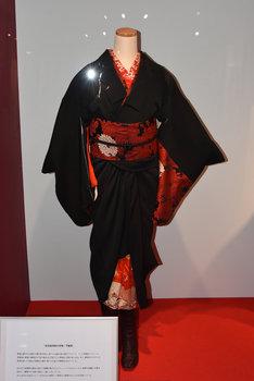日本アカデミー賞で着用した衣装。