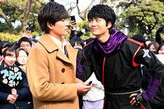 「仮面ライダージオウ スピンオフ RIDER TIME 仮面ライダーシノビ」