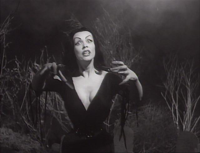「プラン9・フロム・アウタースペース」 (c)1959 Poly Film