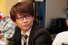 小宮浩信演じるラーメンフリークの客。