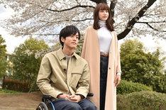 関西テレビ / フジテレビ系ドラマ「パーフェクトワールド」より。