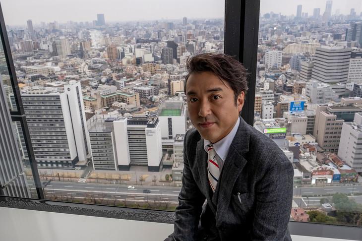 「最高の人生の見つけ方」より、ムロツヨシ演じる高田学。