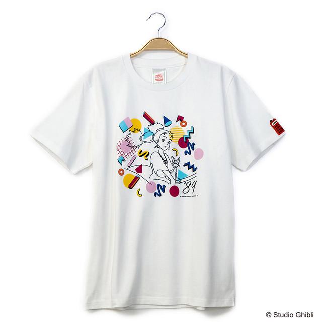 「魔女の宅急便 Tシャツ あなた新人?」(ホワイト)