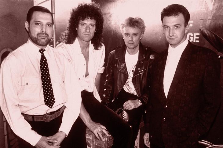 「クイーン ヒストリー2 1980-1991」