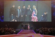 韓国で開催された「アベンジャーズ/エンドゲーム」ファンイベントの様子。
