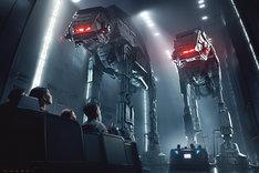 「スター・ウォーズ:ライズ・オブ・ザ・レジスタンス」のイメージ。(c)Disney/Lucasfilm Ltd.  (c) & TM Lucasfilm Ltd.