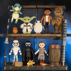 「スター・ウォーズ:ギャラクシーズ・エッジ」より。(c)Disney/Lucasfilm Ltd.  (c) & TM Lucasfilm Ltd.