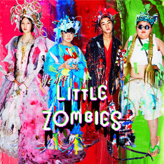 「WE ARE LITTLE ZOMBIES ORIGINAL SOUND TRACK」ジャケット