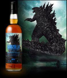 「GODZILLA Exclusively chosen by Shinanoya for Godzilla」