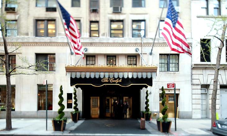 「カーライル ニューヨークが恋したホテル」新場面写真