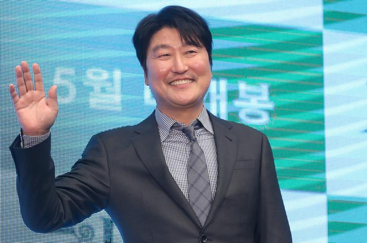 ソン・ガンホ(写真提供:Yonhap News / YNA Newscom / ゼータ イメージ)
