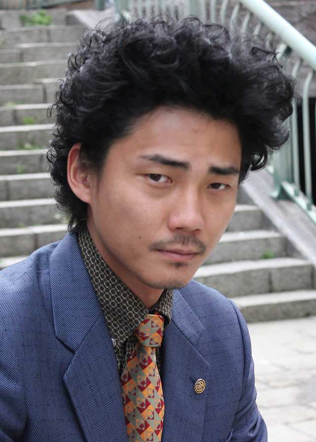 「Iターン」より、毎熊克哉演じる桜井勇一。