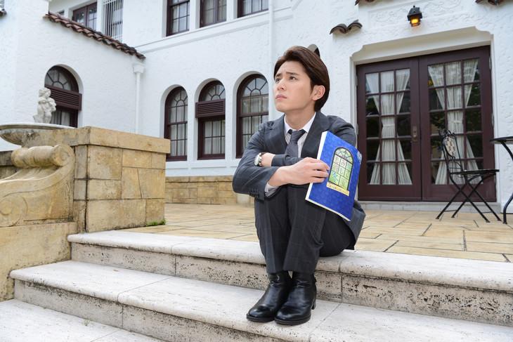 「もみ消して冬 2019夏 ~夏でも寒くて死にそうです~」より、山田涼介演じる北沢秀作。