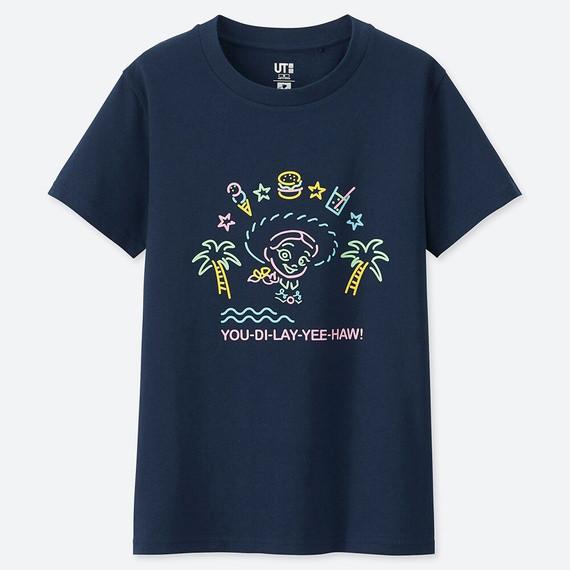 ピクサーバケーションUT ウィメンズ(税込1069円)