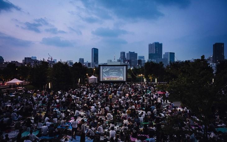 過去に開催された「Shinagawa Open Theater」の様子。