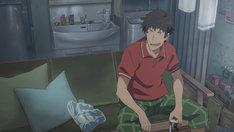 小栗旬演じる須賀圭介。