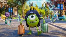 「モンスターズ・ユニバーシティ」より、マイク。(MovieNEX販売中 / デジタル配信中 発売:ウォルト・ディズニー・ジャパン (c)2019 Disney/Pixar)