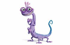 「モンスターズ・ユニバーシティ」より、ランドール。(MovieNEX販売中 / デジタル配信中 発売:ウォルト・ディズニー・ジャパン (c)2019 Disney/Pixar)
