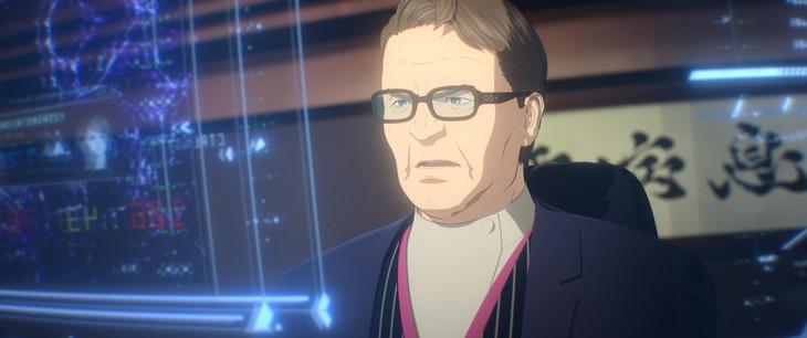 「HUMAN LOST 人間失格」より、松田健一郎演じる澁田。