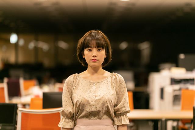 沼田あかり役の筧美和子。