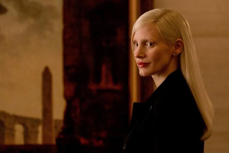 「X-MEN:ダーク・フェニックス」より、ジェシカ・チャステイン演じる謎の女。