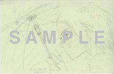 「海獣の子供」生原画(サンプル)(c)2019 五十嵐大介・小学館/「海獣の子供」製作委員会