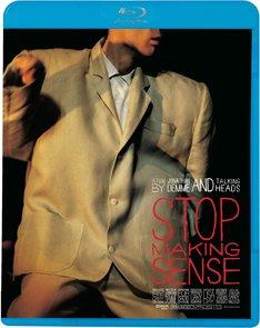 「ストップ・メイキング・センス」Blu-rayジャケット