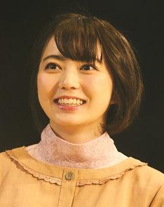 「びしょ濡れ探偵 水野羽衣」より、安本彩花演じる星ヒカル。