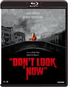 「赤い影」4K修復版Blu-rayジャケット (c)1973 NATIONAL FILM VENTURES. ALL RIGHTS RESERVED.