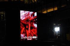 7月4日に行われたイベントで公開された「シン・エヴァンゲリオン劇場版:||」ビジュアル。