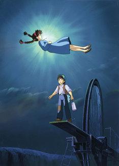 「天空の城ラピュタ」 (c)1986 Studio Ghibli