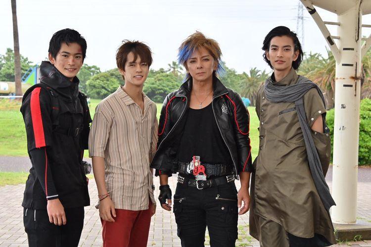 Kamen Rider Eternal Akan Kembali di Kamen Rider Zi-O