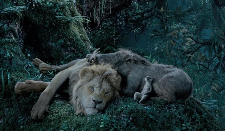「ライオン・キング」