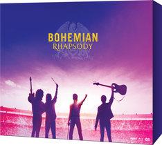 「ボヘミアン・ラプソディ 日本限定アルティメットBOX」特典のスペシャルコレクションBOX。