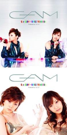 gam gam初のアルバム 全国ツアー開催 音楽ナタリー
