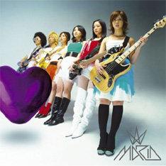 アルバムにも収録される最新シングル「HEART☆BEAT」は、テレビ東京系アニメ「デルトラクエスト」のオープニングテーマとして絶賛オンエア中。