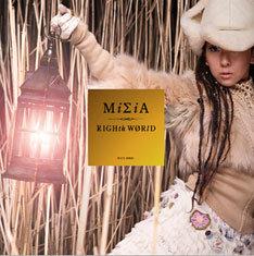 ニューアルバム「EIGHTH WORLD」は昨日1月9日にリリース。