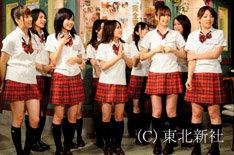 AKB48本体と同様、この番組の企画も秋元康が担当する。